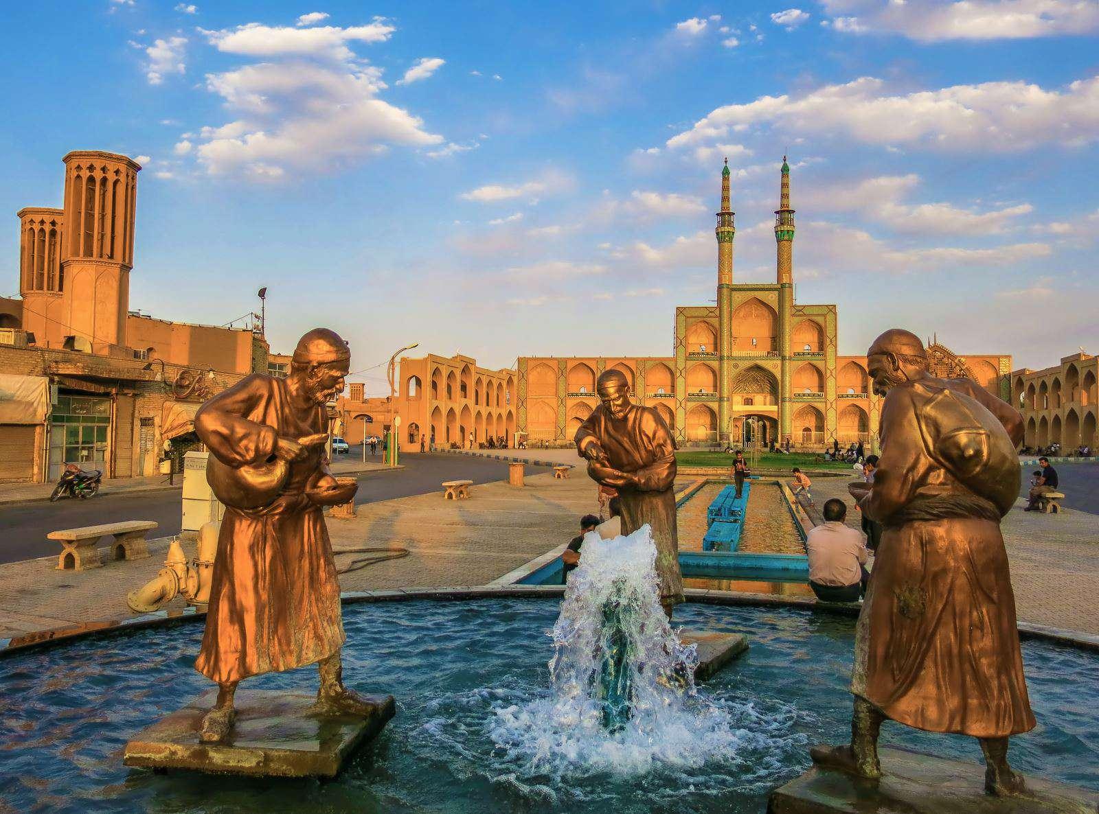 13 Days on the Iran Silk Road
