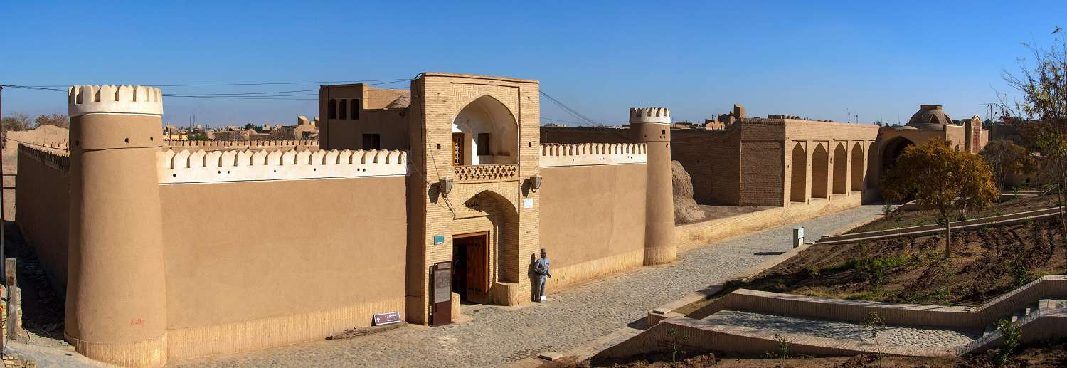 A Visit to Meybod: On the Track of an Ancient History